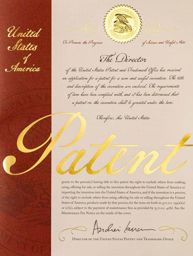Patent Pending   American Patent & Trademark Law Center